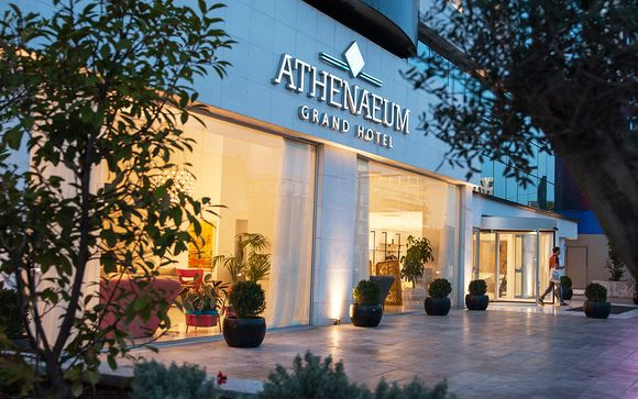 Athenaeum Grand Hotel 4*