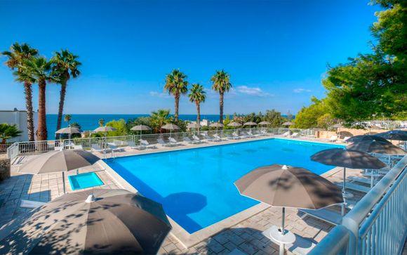 Extensión de 3 noches en la playa - GH Riviera 4*
