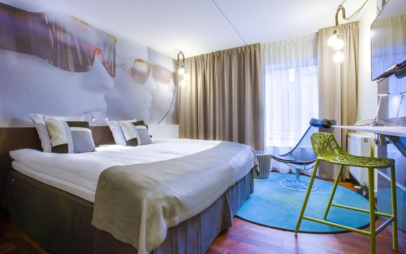 Hotel Comfort Vesterbro 4*