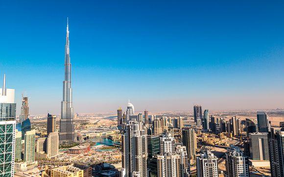 Dubái al completo con Sheraton Mall of the Emirates 5*
