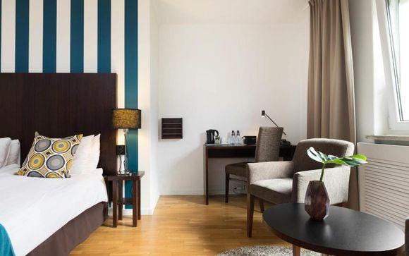 Hotel Garden Malmo 4*