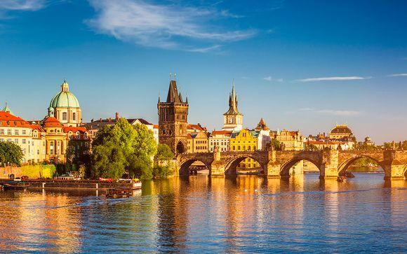 Combinado Praga, Viena y Budapest