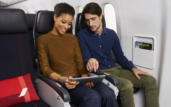 Experiencia de viaje con Air France