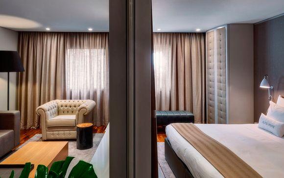 El Hotel Altis Prime 4* le abre sus puertas