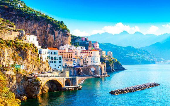 La Costa Amalfitana a tu aire con coche de alquiler
