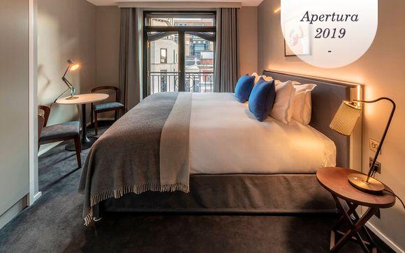 Apertura en febrero: Estrena hotel en el West End