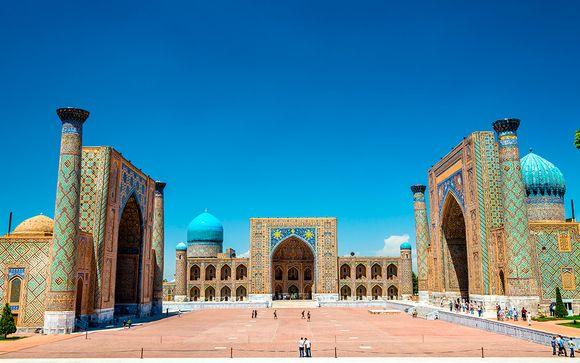 Descubre Uzbekistán en un tour privado
