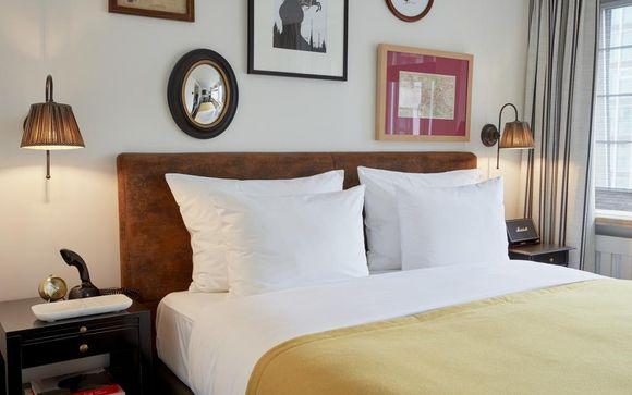 Sir Nikolai Hotel 4*