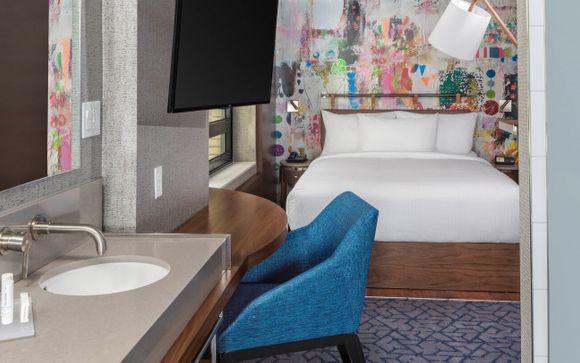SpringHill Suites New York Manhattan/Times Square South en Nueva York