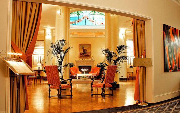 Italia Roma - The Duke Hotel 4* desde 58,00 €