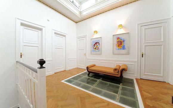 El JVR108 Luxury Guesthouse le abre sus puertas