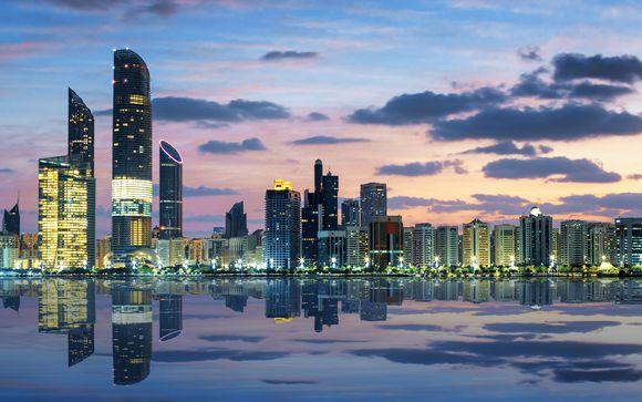 Abu Dhabi te espera