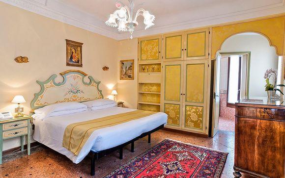 Hotel La Fenice et Des Artistes 4*