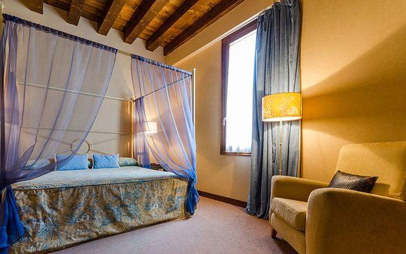 El Hotel Palacio San Facundo le abre sus puertas
