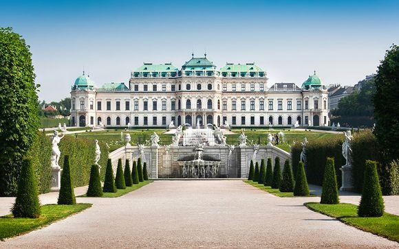 Clásica escapada urbana en la capital austriaca