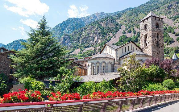 Andorra Andorra La Vella - Andorra Center 4* desde 55,00 €