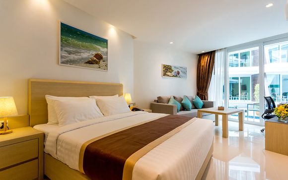 Best Western Plus The Beachfront 4*