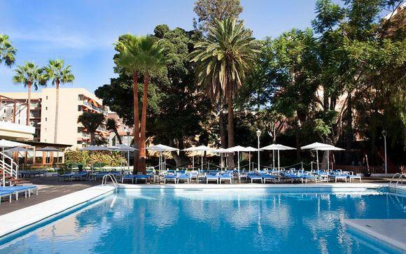Puerto de la Cruz Be Live Adults Only Tenerife 4* - Solo Adultos