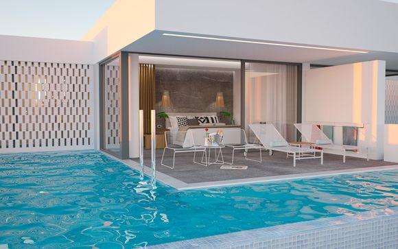 Lindos Grand Resort & Spa 5* - Solo Adultos