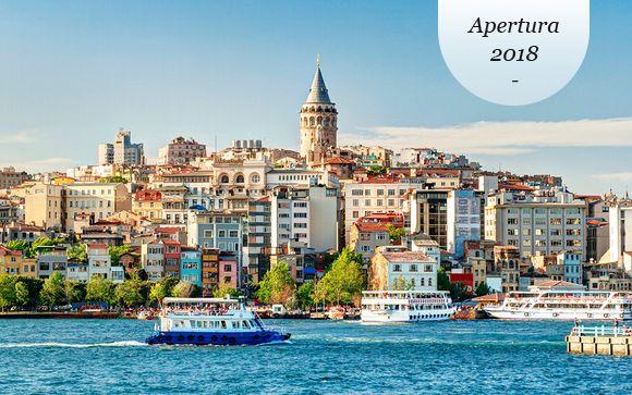 Turquía Estambul - Port Bosphorus Hotel desde 143,00 €