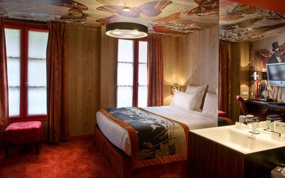 Hotel Le Bellechasse Saint-Germain 4* con Voyage Prive en