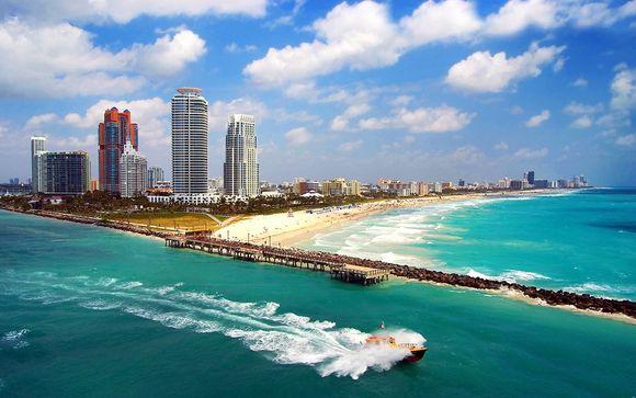 Aliz Hotel 4* y Kimpton Epic Hotel Miami 5*