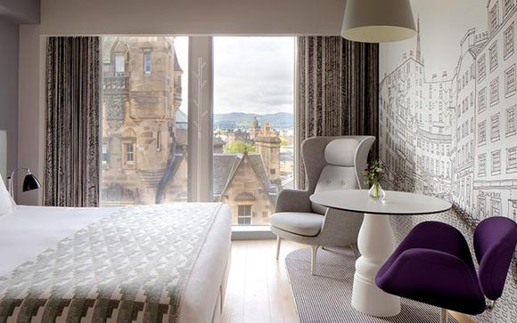 Radisson Collection Royal Mile Edinburgh 5*