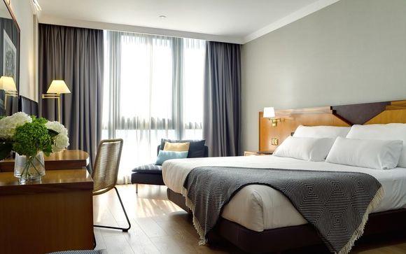 Hotel Oca Puerta del Camino 4*