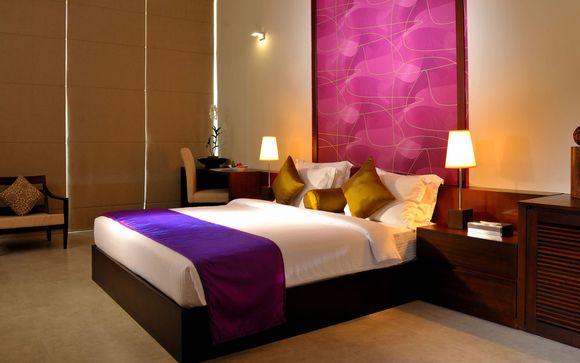 Hotel Taprobana Wadduwa 5*