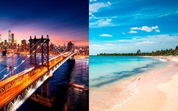 Henri New York 4* y Azul Fives Hotel Playa del Carmen 5*