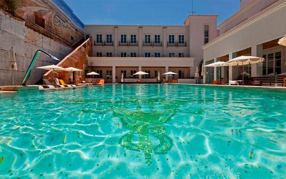 Corinthia Lisbon 5* y Alentejo Marmòris Hotel & SPA 5*