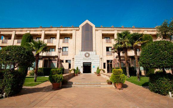 Hotel Cigarral del Alba 4*
