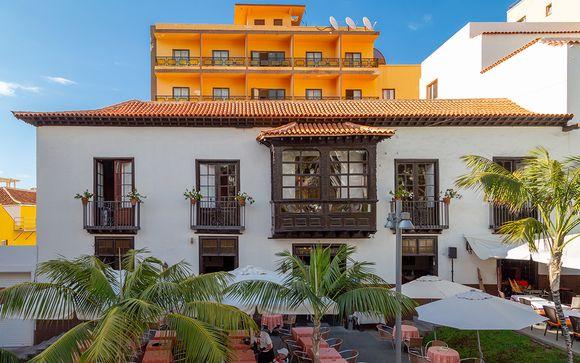Marquesa Hotel Puerto de la Cruz