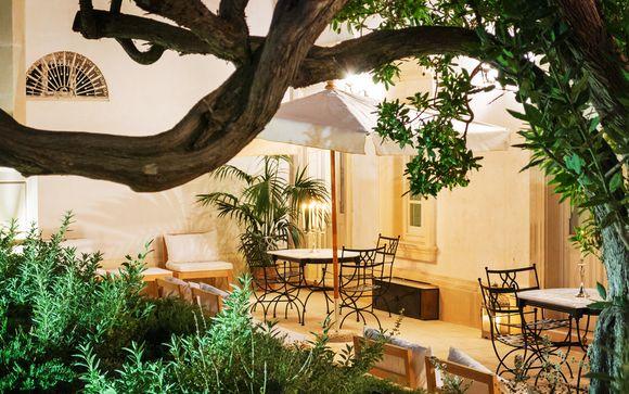 Masseria Tenuta Mosè Charming House Relais