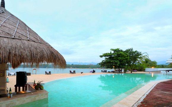 Anema Gili Lombok Resort 5* (solo con opción 2)