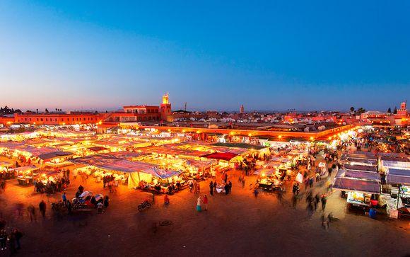 Puente de Diciembre en Marruecos