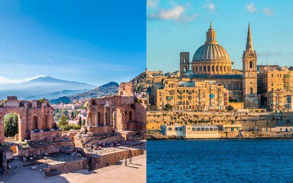 Precioso circuito en el corazón del Mediterráneo