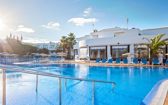 Costa Teguise  Be Live Experience Lanzarote Beach 4*