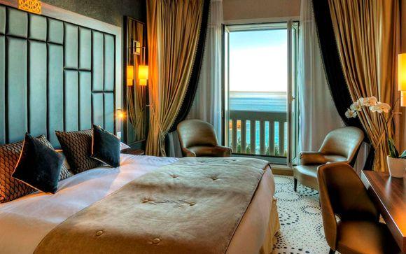 Francia Biarritz - Le Regina Biarritz Hotel &amp Spa MGallery by Sofitel 5* desde 70,00 €