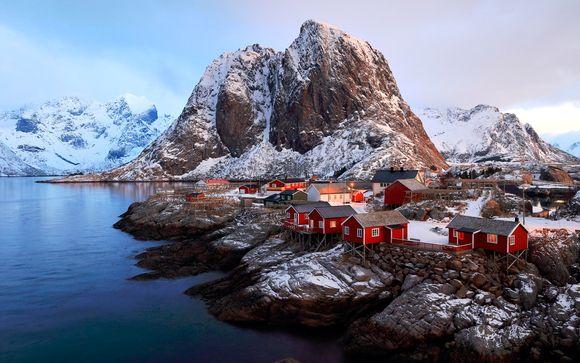 Noruega Oslo - Noruega: Magia del Ártico desde 1.474,00 €