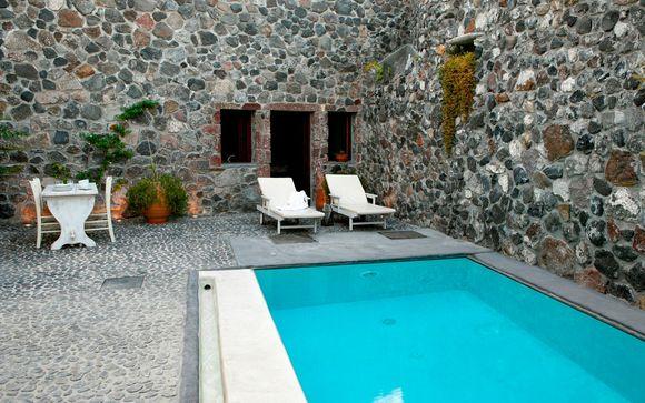 Villas & Mansions of Santorini le abre sus puertas