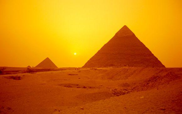 Egipto en 5* Plus o 5* Lujo