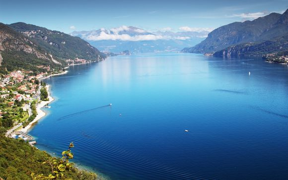 El lago de Como te espera