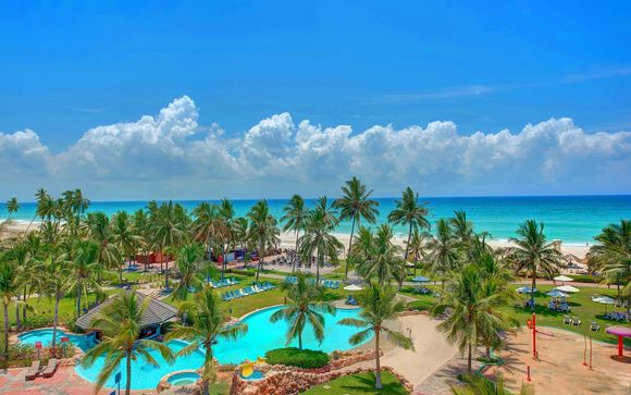 Crowne Plaza Hotels & Resorts Salalah 5*