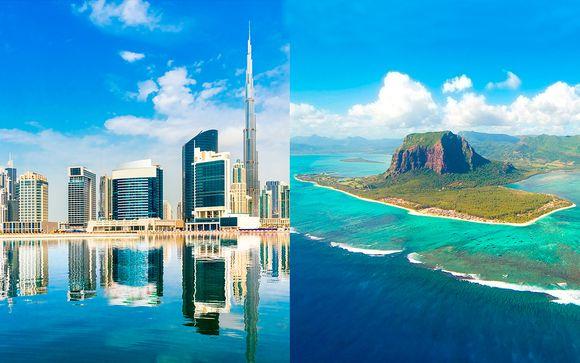 Le Cardinal Exclusive Resort 5* y Grand Hyatt Dubai 5*