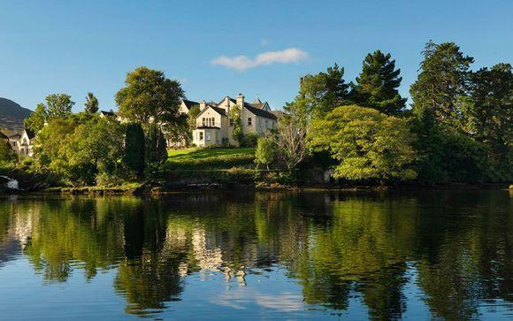Sheen Falls Lodge 5*