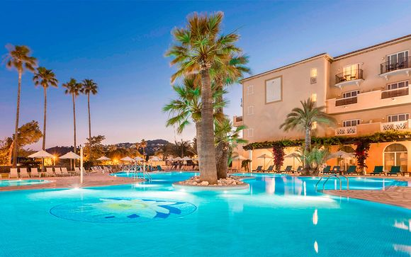 Hotel Denia La Sella Golf Resort & Spa 5*