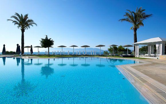 Dimitra Beach Hotel 5*