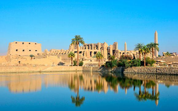 Descubre Egipto con playas del Mar Rojo