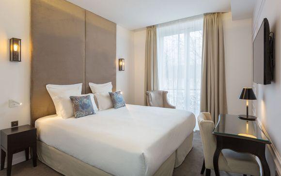 El Hotel La Comtesse by Elegancia le abre sus puertas